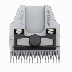 Aesculap GT 742, Scherkopf, 2,0 mm, für alle Rassen