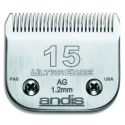 andis Ultra Edge Scherkopf Size 15 - 1,2 mm