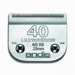andis Ultra Edge Scherkopf Size 40 - 0,25 mm