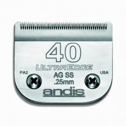 andis Ultra Edge Scherkopf Size 40 - 0,25 mm