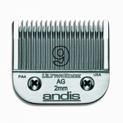 andis Ultra Edge Scherkopf Size 9 - 2,0 mm