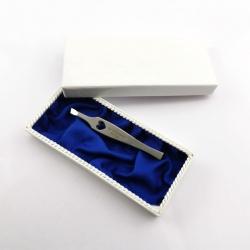 Zupfpinzette  - 8 cm - mit gestanzter Herzform im Geschenkkarton